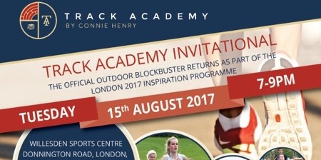 Track Academy Invitational #TAI17
