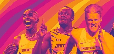 Win IAAF TIckets to See Usain Bolt