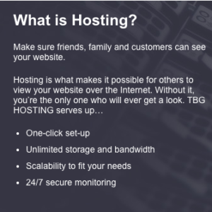 Affordable Website Hosting