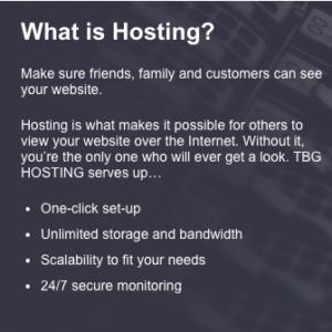 Affordable Website Hosting
