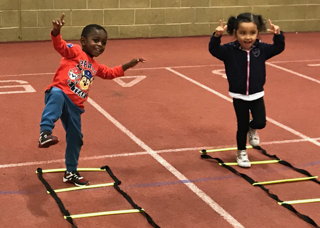 Track Academy Toddlers