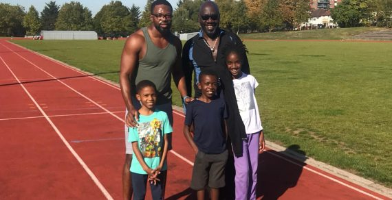 Go for family glory at Track Academy